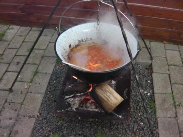Kessel: feuriges Chili con Carne - Rezept - Bild Nr. 15
