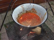 Kessel: feuriges Chili con Carne - Rezept