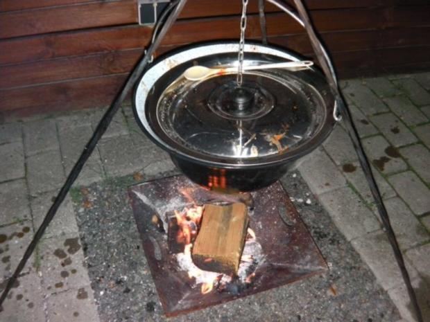 Kessel: feuriges Chili con Carne - Rezept - Bild Nr. 17