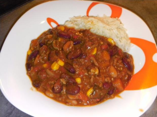 Kessel: feuriges Chili con Carne - Rezept - Bild Nr. 19
