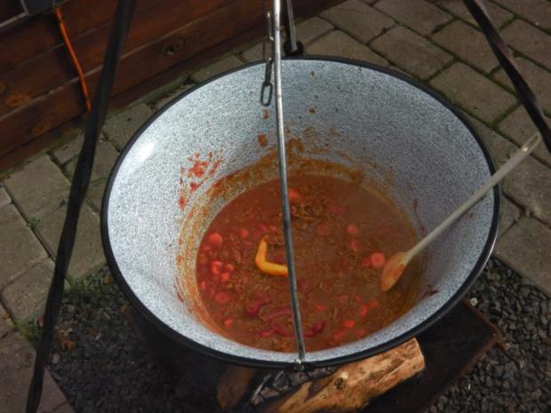 Kessel: feuriges Chili con Carne - Rezept - Bild Nr. 13