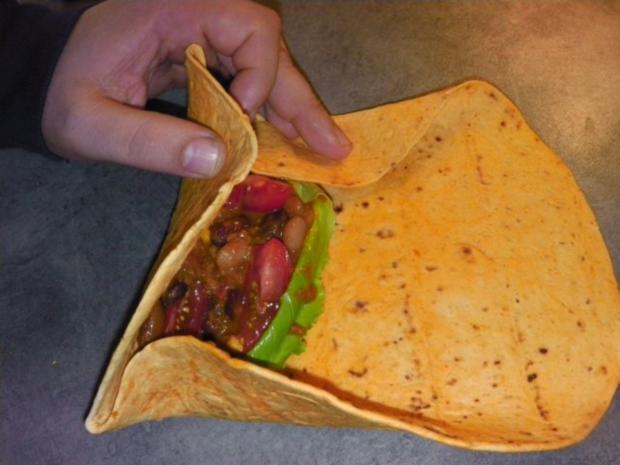 Burrito auf Enchilada Art - Rezept - Bild Nr. 4