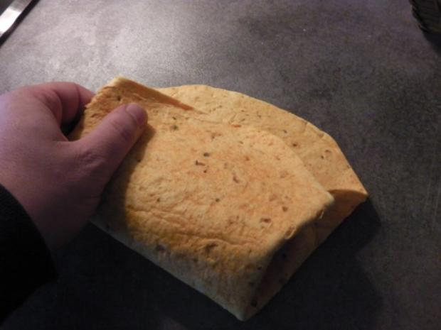 Burrito auf Enchilada Art - Rezept - Bild Nr. 5