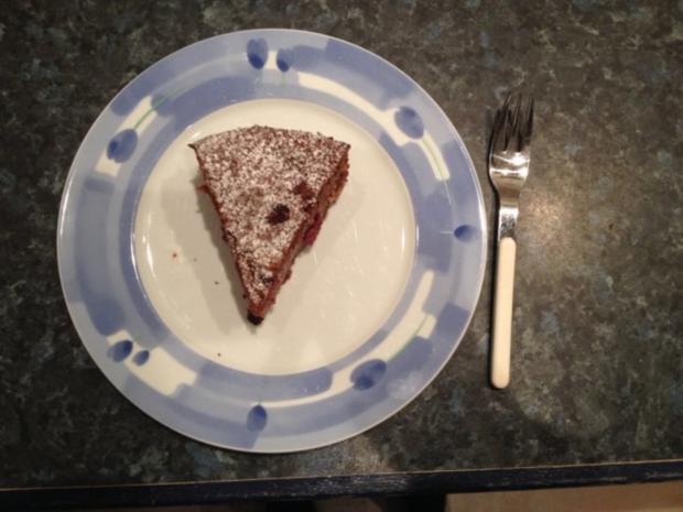 Mini-Schoko-Himbeer-Kuchen - Rezept - Bild Nr. 3