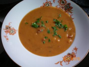 Suppe: Tomaten-Kartoffel-Suppe - Rezept