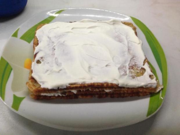 Eierkuchen Torte - Rezept - Bild Nr. 4