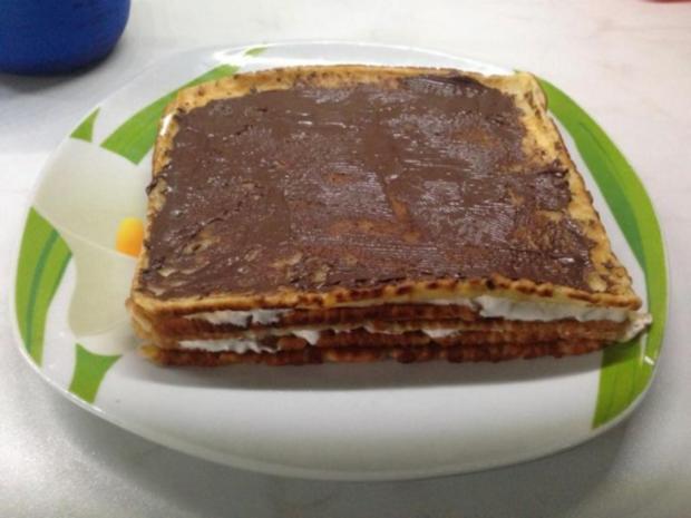 Eierkuchen Torte - Rezept - Bild Nr. 5