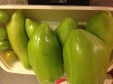 Grüne Tomaten Chutney - Rezept