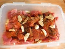 Schwein : Mariniertes Filets - Rezept