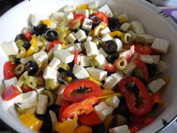Salat : Hirtensalat - Rezept - Bild Nr. 3