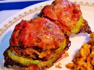 Kleine Hackbraten aus der Muffin-Form - Rezept