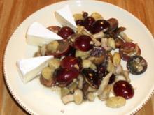 Traubensalat - Rezept