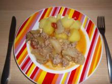 Schmorgurken - Rezept