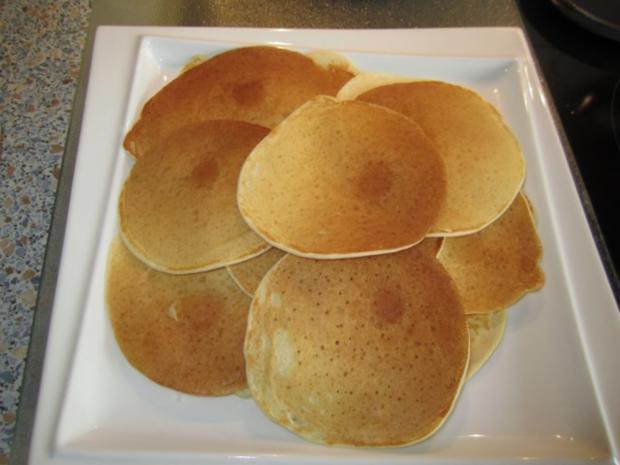 Pancakes Original Amerikanische Pfannkuchen Rezept Mit Bild
