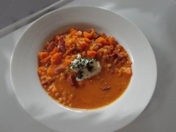 Rote Linsen Suppe - Rezept