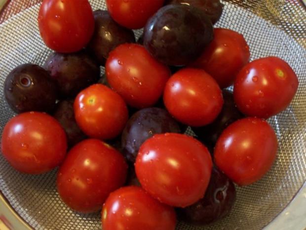 Zwetschgen-Tomaten-Chutney - Rezept - Bild Nr. 3
