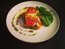 extra-low carb lasagne - Rezept
