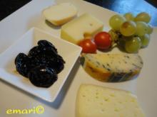 pikante Portwein-Pflaumen - Rezept