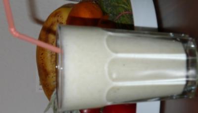 Bananen-Shake - Rezept