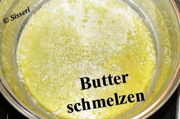 Pilz - Bechamelsoße - Rezept - Bild Nr. 4