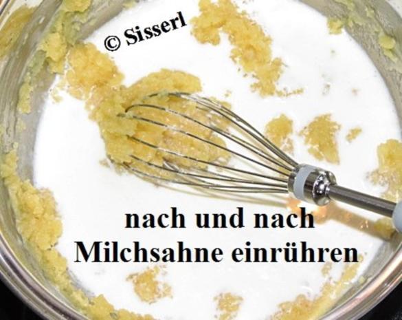 Pilz - Bechamelsoße - Rezept - Bild Nr. 7
