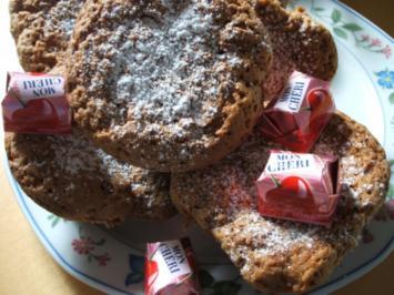Rezept: Backen: Mon Chéri-Muffins