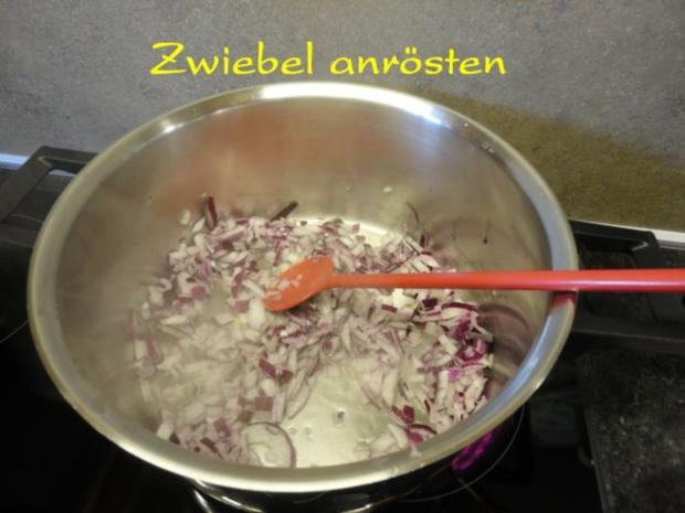 Orientalische Kürbis Creme Suppe - Rezept - Bild Nr. 7