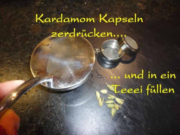 Orientalische Kürbis Creme Suppe - Rezept - Bild Nr. 6