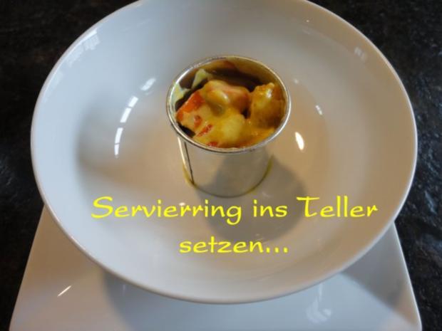 Orientalische Kürbis Creme Suppe - Rezept - Bild Nr. 16