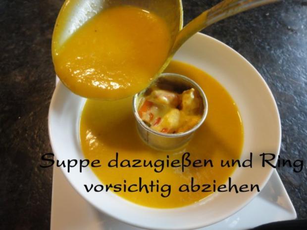 Orientalische Kürbis Creme Suppe - Rezept - Bild Nr. 17