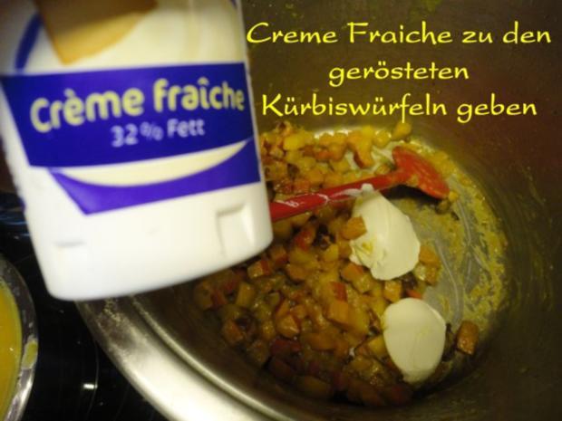 Orientalische Kürbis Creme Suppe - Rezept - Bild Nr. 15