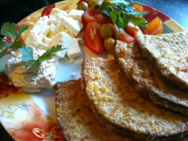 Eier-Brot - Rezept
