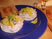 Preiselbeer-Camembert>> - Rezept