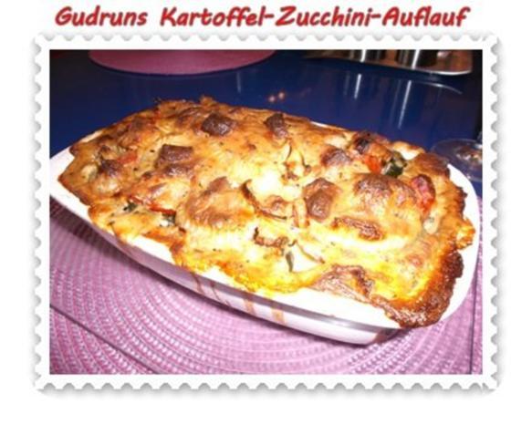 Kartoffeln: Kartoffel-Zucchini-Auflauf - Rezept