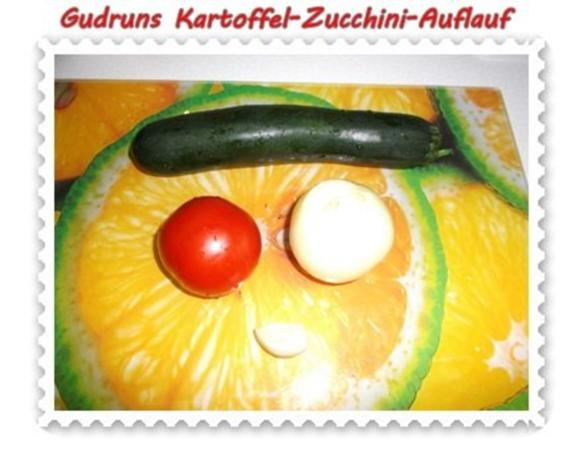Kartoffeln: Kartoffel-Zucchini-Auflauf - Rezept - Bild Nr. 2