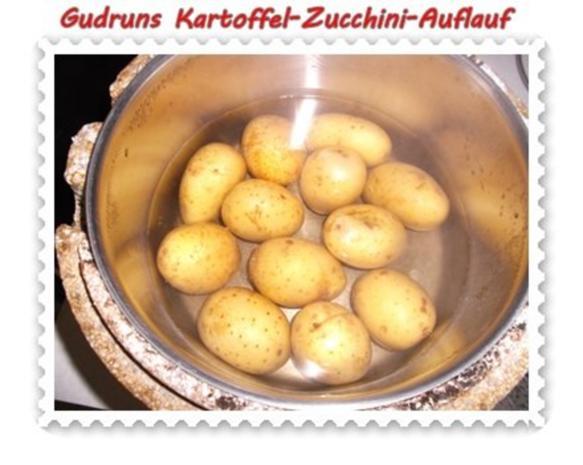 Kartoffeln: Kartoffel-Zucchini-Auflauf - Rezept - Bild Nr. 4