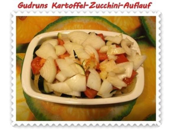 Kartoffeln: Kartoffel-Zucchini-Auflauf - Rezept - Bild Nr. 6