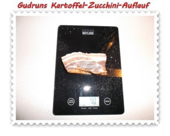 Kartoffeln: Kartoffel-Zucchini-Auflauf - Rezept - Bild Nr. 7