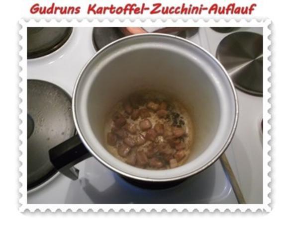Kartoffeln: Kartoffel-Zucchini-Auflauf - Rezept - Bild Nr. 10