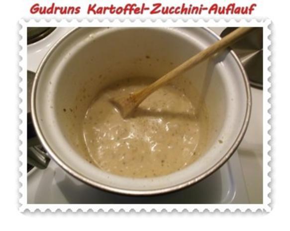 Kartoffeln: Kartoffel-Zucchini-Auflauf - Rezept - Bild Nr. 11