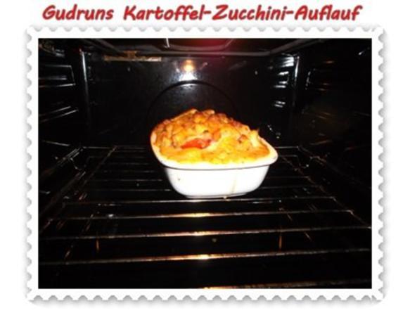 Kartoffeln: Kartoffel-Zucchini-Auflauf - Rezept - Bild Nr. 12