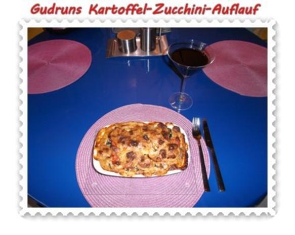Kartoffeln: Kartoffel-Zucchini-Auflauf - Rezept - Bild Nr. 13