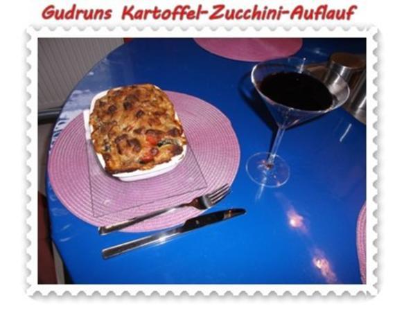 Kartoffeln: Kartoffel-Zucchini-Auflauf - Rezept - Bild Nr. 14