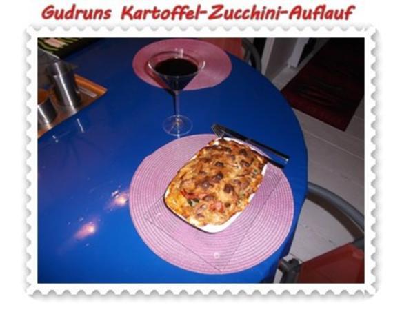 Kartoffeln: Kartoffel-Zucchini-Auflauf - Rezept - Bild Nr. 15
