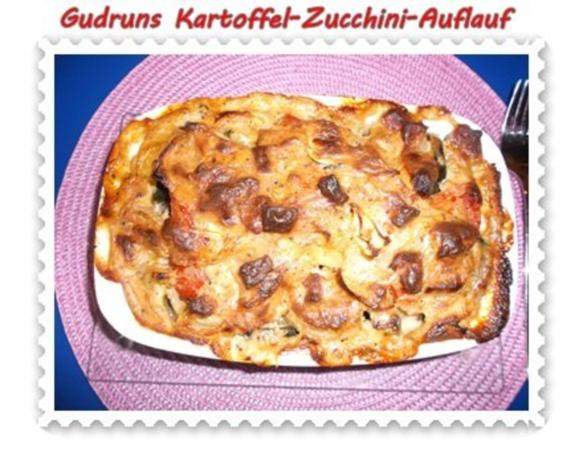 Kartoffeln: Kartoffel-Zucchini-Auflauf - Rezept - Bild Nr. 16