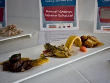 Die rote Sonne von Barbados ( Gewinnerteller Cooking Cup 2012 ) - Rezept