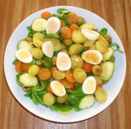 Chen - Salat - Rezept
