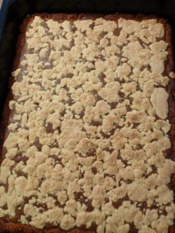 Streusel-Mohn-Marzipankuchen - Rezept - Bild Nr. 11