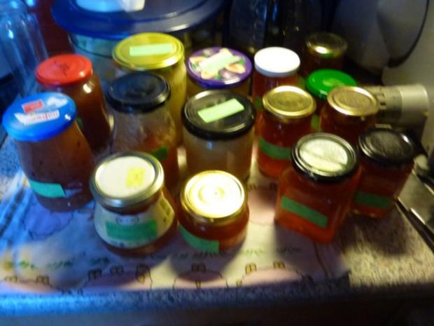 Marmelade: Sanddorn-Apfel-Gelee - Rezept - Bild Nr. 14