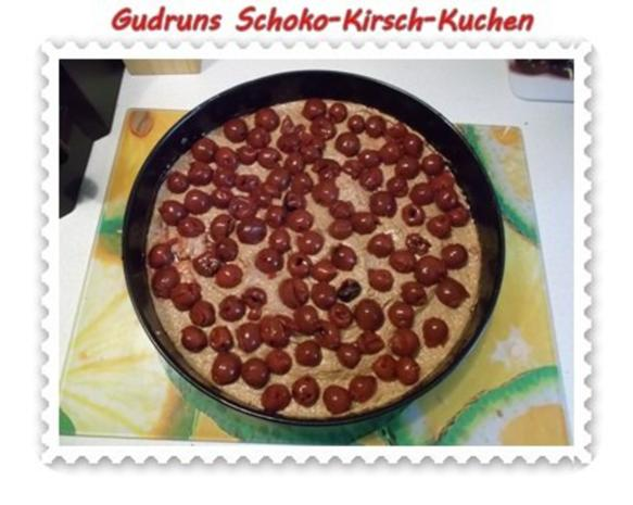 Kuchen: Schoko-Kirsch-Kuchen - Rezept - Bild Nr. 10